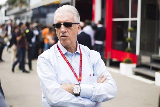 Archivo - May 13rd, 14th and 15th, 2016 - Barcelona, Spain - Piero Ferrari during the Formula One Spanish Grand Prix at Circuit de Barcelona - Catalunya. Barcelona, May 13rd, 14th and 15th, 2016.  (Photo: Xavi Bonilla)