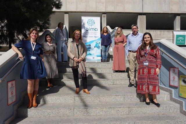 Profesionales del Hospital Regional Universitario de Málaga y del Instituto de Investigación Biomédica de Málaga (Ibima) iniciarán un estudio de investigación para detectar atrofia muscular espinal (AME) y otras enfermedades raras en recién nacidos