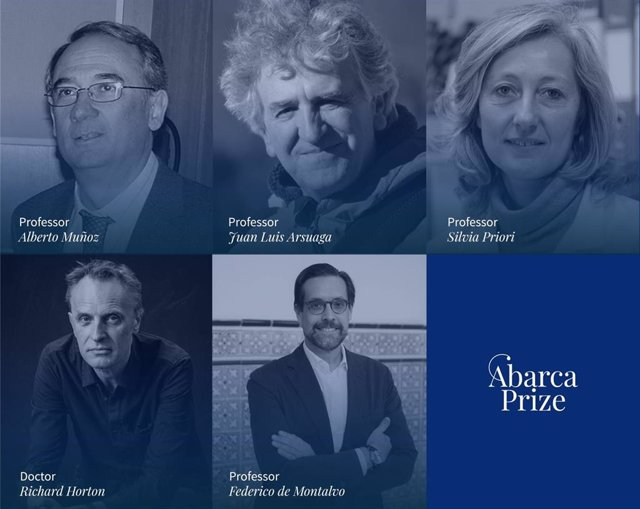 Jurado del Abarca Prize.