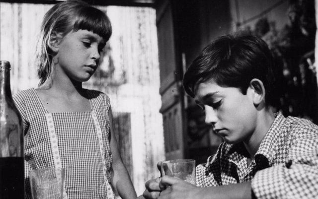 Fotograma de la película El Camino.