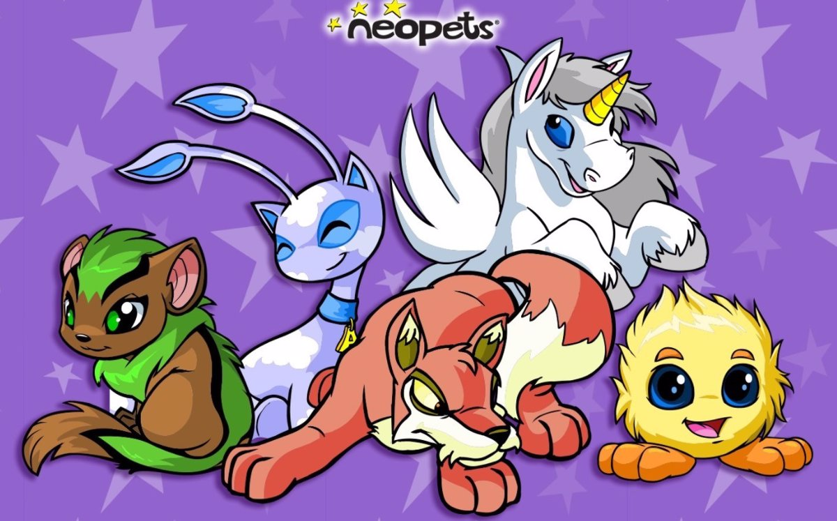 Neopets launches into the NFTs with a collection of over 20,000 characters