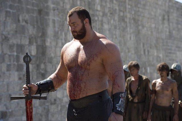 Archivo -    La Montaña de Juego de Tronos es uno de los guerreros más despiadados dentro de una realidad ya de por sí cruel. Pero el actor que da vida al gigante guardaespaldas de Cersei Lannister