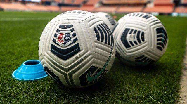 Balones de la National Women's Soccer League (NWSL)