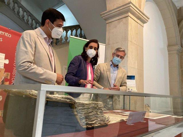 El Archivo Histórico Provincial de Sevilla, coincidiendo con el V Centenario de la fundación de la Ciudad de México por Hernán Cortés