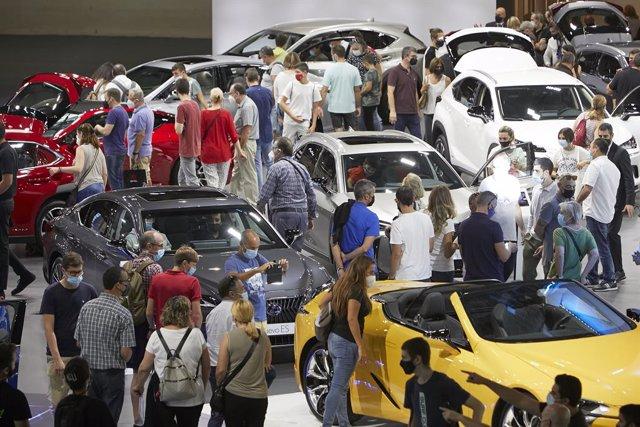 Visitants de l'Automobile Barcelona