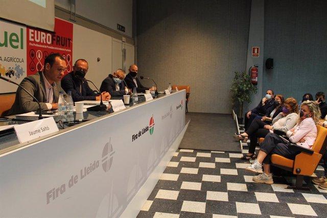 La Fira de Sant Miquel de Lleida i Eurofruit conclou la seva 27 edició amb l'entrega de premis