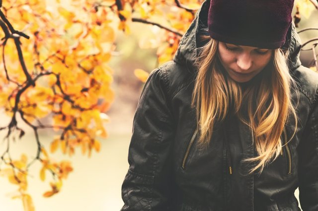 Archivo - Depresión otoño
