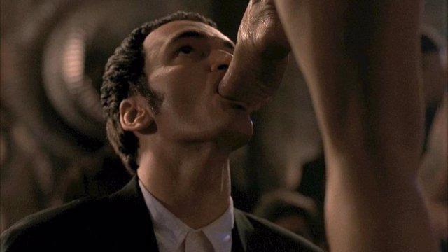 Quentin Tarantino en Abierto hasta el amanecer
