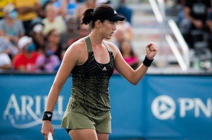 Garbiñe Muguruza se coloca la sexta del mundo y afianza también sus  opciones de estar en las Finales de la WTA