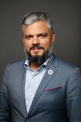 El director de Clima y gestor del fondo T2 Energy Transition Private Equity de Tikehau Capital, Pierre Abadie.