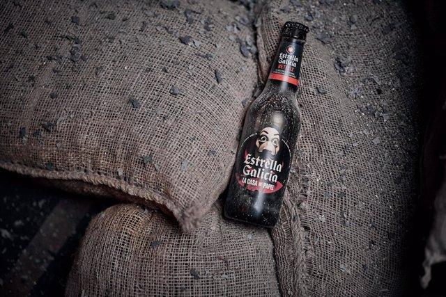 La Casa de Papel ya tiene su propia cerveza de la mano de Estrella Galicia
