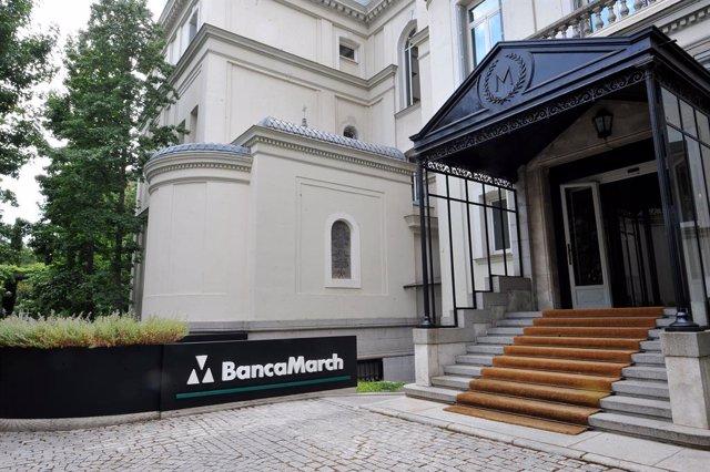 Archivo - Sede de Banca March
