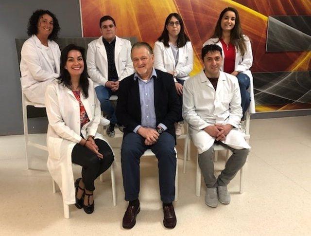 Los investigadores, liderados por los grupos de Ana B. Crujeiras y Felipe F. Casanueva del IDIS-CHUS de Santiago.