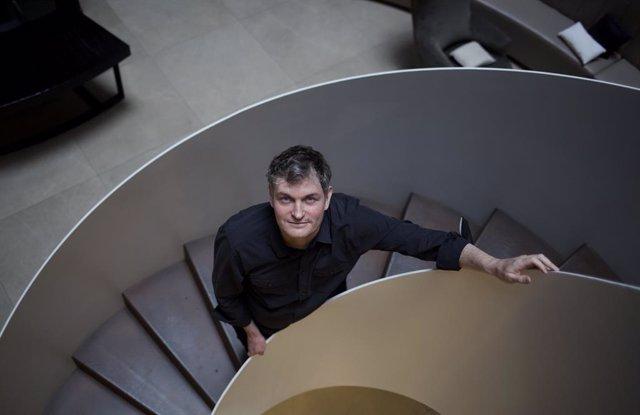 Enrique Díaz Álvarez, ganador del Premio Anagrama de Ensayo