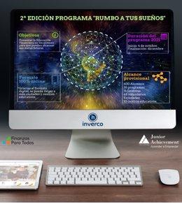 Segunda edición del programa Rumbo a tus sueños.