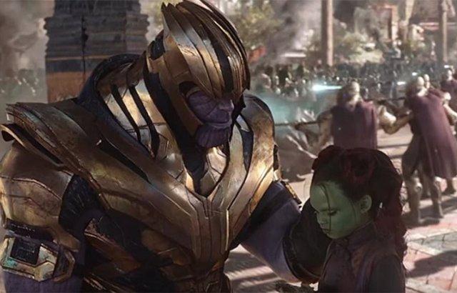 Gamora es la heredera de Thanos en el final de What If (1x09) de Marvel