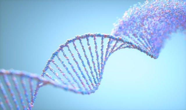 Archivo - Síndrome genético y trastorno genético, ilustración 3D