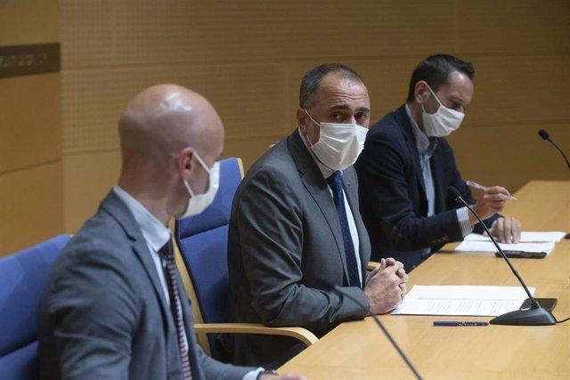 Rueda de prensa sobre los acuerdos del comité clínico del 5 de octubre.