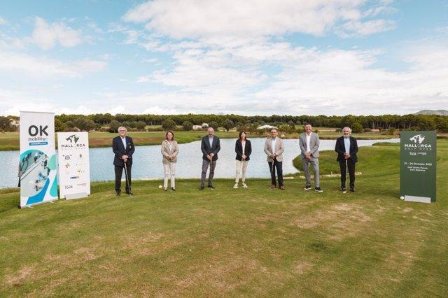 Presentación Oficial Mallorca Golf Open