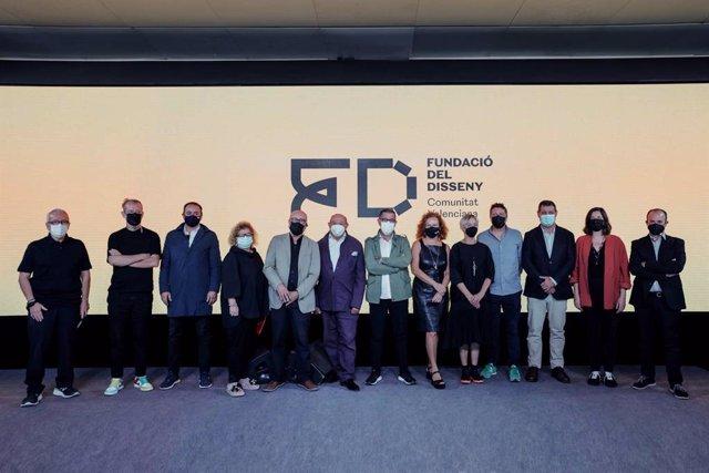 Presentación de la Fundació del Disseny de la Comunitat Valenciana