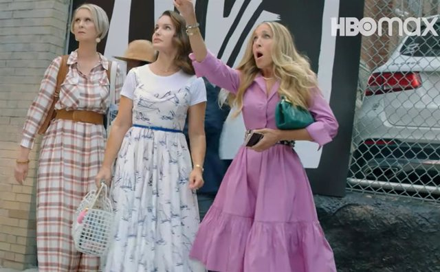 La secuela de Sexo en Nueva York ya tiene fecha de estreno en HBO Max