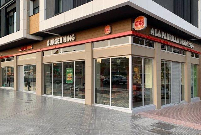 Archivo - El nuevo establecimiento de Burger King en Córdoba.