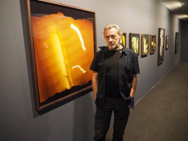 El fotògraf Manel Esclusa presenta les 4 exposicions a Vic