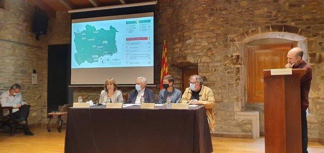 La Diputació de Barcelona i la Generalitat obren tres línies de bus per facilitar l'accés al parc natural del Montseny