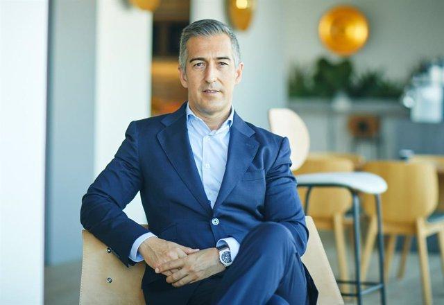 El nuevo director de Desarrollo de Producto de Beka Real Estate, Juan Criado.
