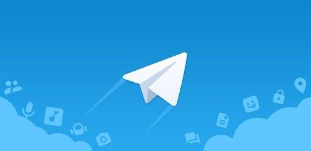 Archivo - Logo de Telegram.
