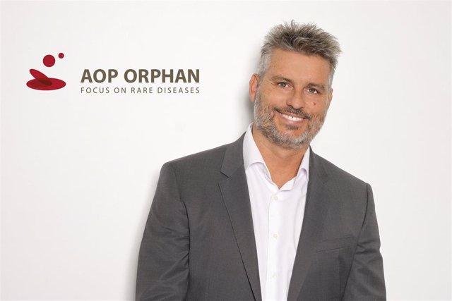 Marco Messina, director general de AOP Orphan Iberia.