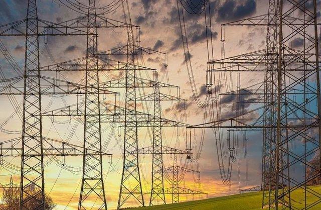 Imagen de recurso de electricidad.