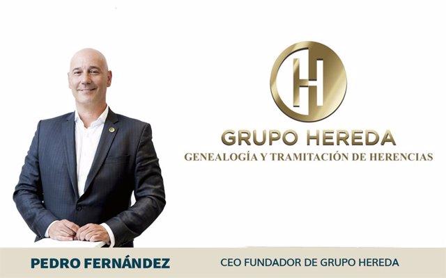 Pedro Fernandez fundador de Grupo Hereda