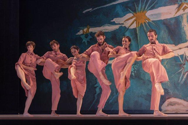 Archivo - Arxiu - Assaig del ballet 'La nit de Sant Joan'