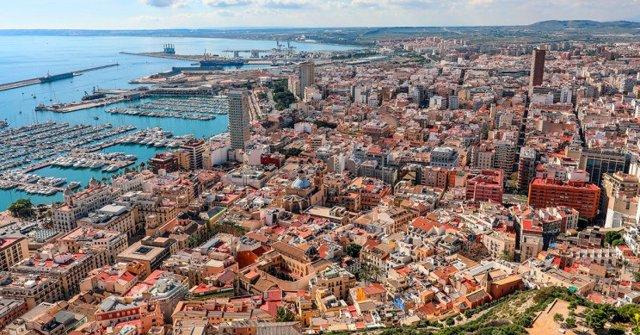 Arxiu - Vista panoràmica de Barcelona