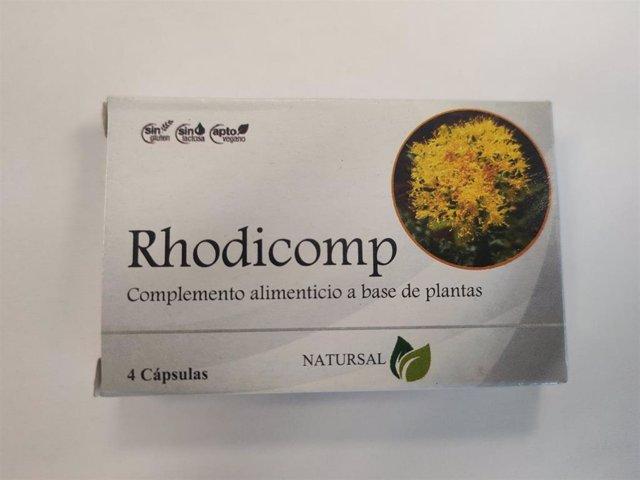 Imagen del producto 'RHODICOMP cápsulas'