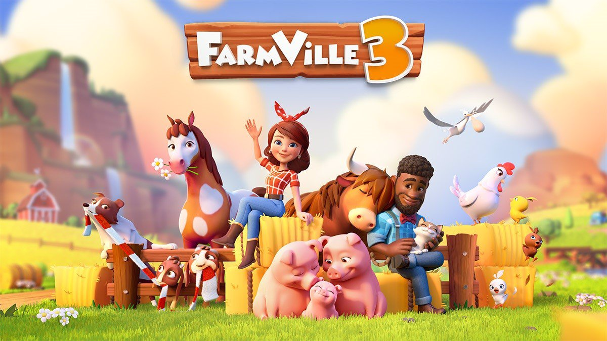 FarmVille 3 will be available on November 4 for macOS and Android and iOS mobiles