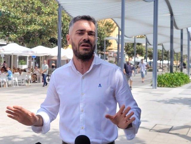 Archivo - El portavoz adjunto del GPS en el Congreso, Felipe Sicilia,