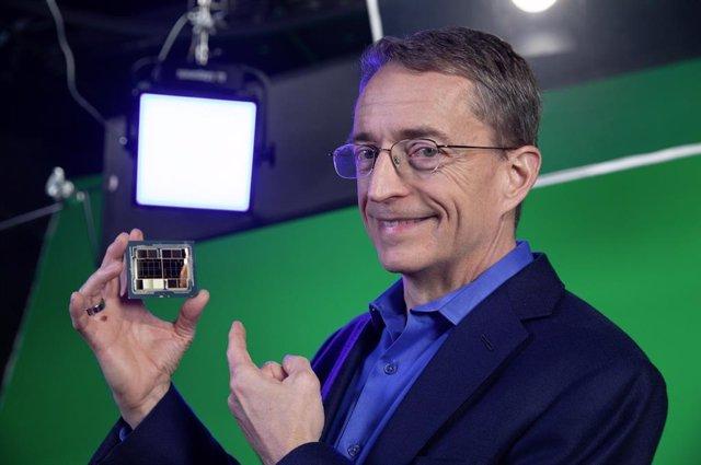 Archivo - Pat Gelsinger, consejero delegado de Intel