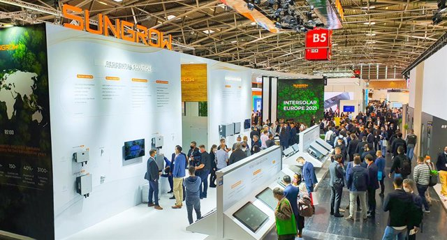 Sungrow_Booth_at_Intersolar_Europe_2021