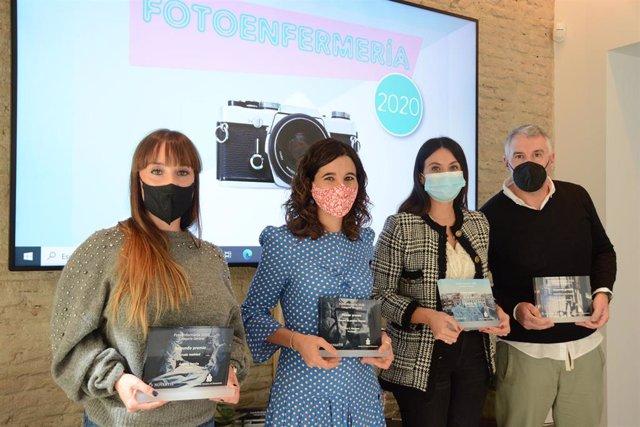 Premiados de 'FotoEnfermería 2020'.