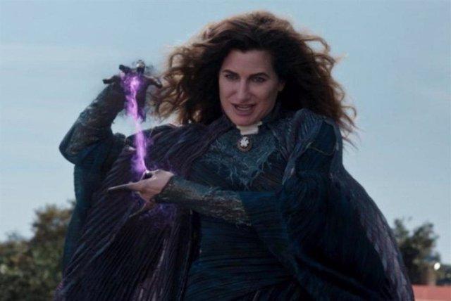 Agatha Harkness de WandaVision tendrá su propia serie en Marvel protagonizada por Kathryn Hahn