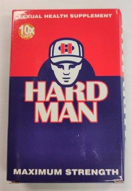 Archivo - Imagen del producto 'HARD MAN cápsulas'