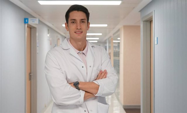 El doctor Fausto Jiménez.