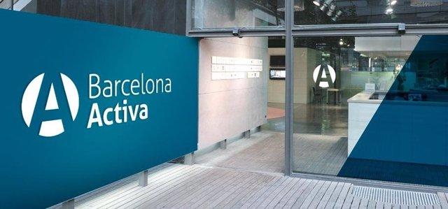 Archivo - Arxiu - Barcelona Activa ha aprovat un pressupost de 55,5 milions pel 2022.