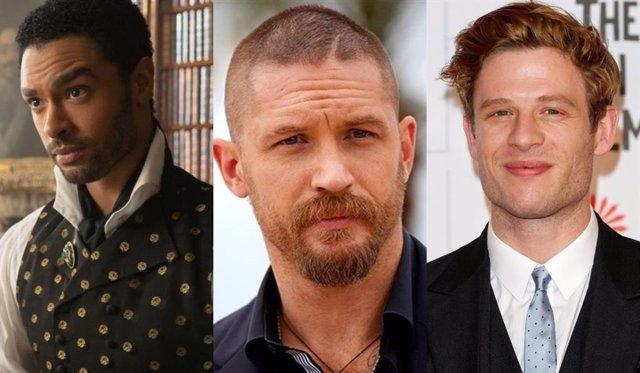 Regé-Jean Page, Tom Hardy y James Norton, favoritos para ser el nuevo James Bond