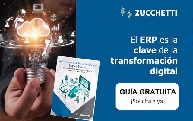 """Nueva guía """"Situación de la distribución del ERP en España"""""""