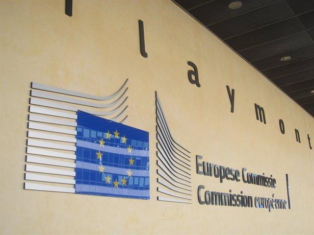 Archivo - Sede de la Comisión Europea en Bruselas.