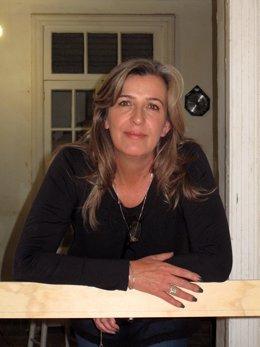 La productora mexicana Mónica Lozano.
