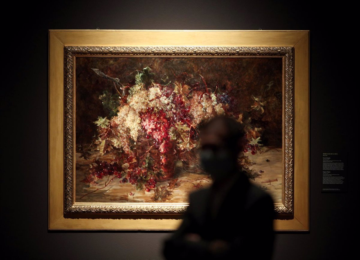 The Prado Museum allocates about 80,000 euros to purchases of works by women in the last 20 years, 0.17% of the total